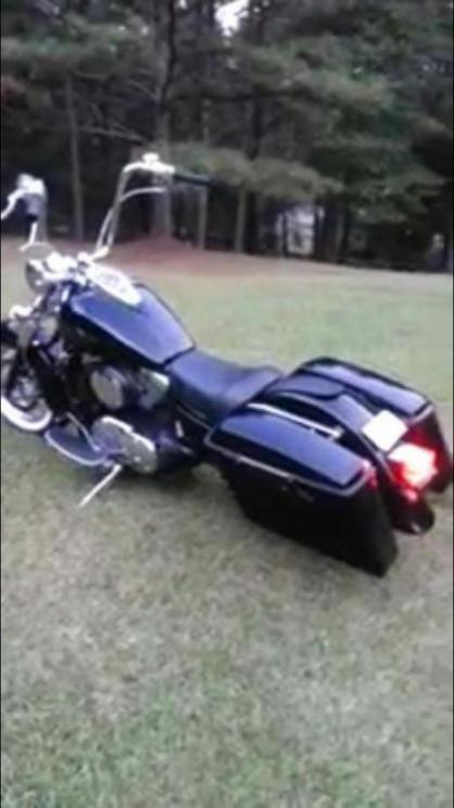 Harley bags? - Kawasaki Vulcan Forum : Vulcan Forums