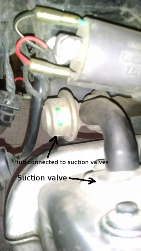Pls help verify that carbs' vacuum hoses are connected